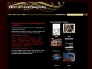 Photo Art And Pyrography