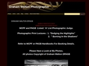 Graham Walton Photographer