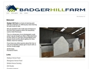 Badger Hill Farm