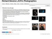 Richard Stevens L.R.P.S. Photographics