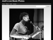 Josh's Live Music Photos