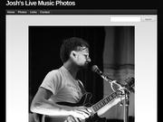 Josh's Live Music Photos