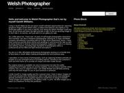 Welsh Photographer