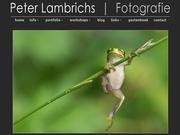 Peter Lambrichs - Fotografie